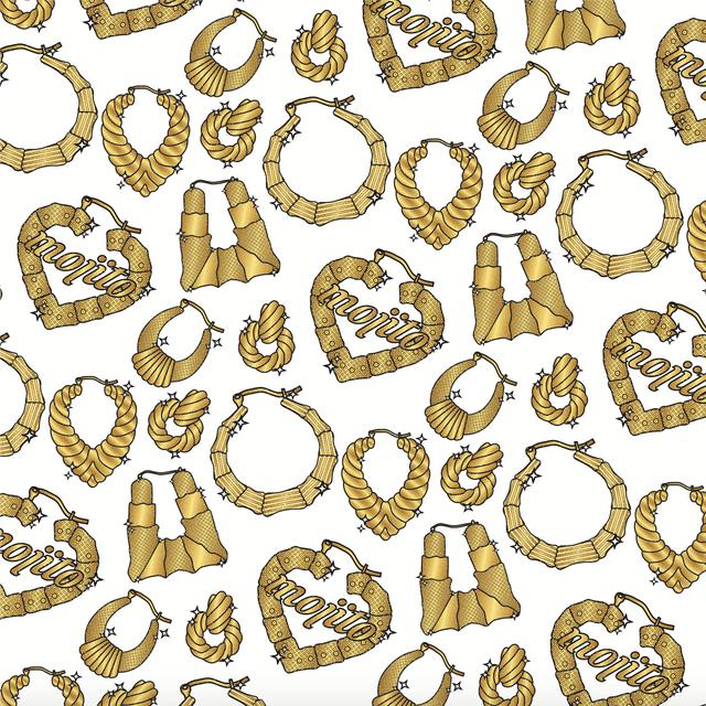 Doorknocker Repeat - GOLD