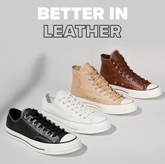 HO18 Premium Leather Chuck 70 with Eyerow Overlay