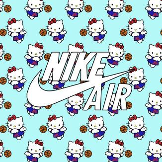 Nike Air X Hello Kitty