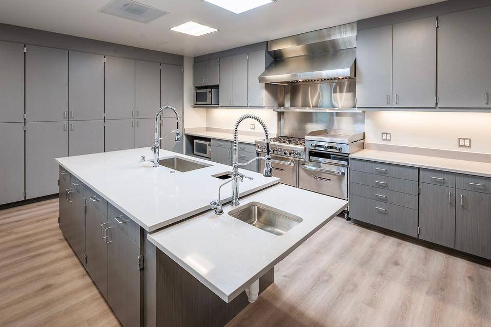 Kitchen ADA view