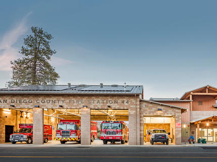 Fire Station #44