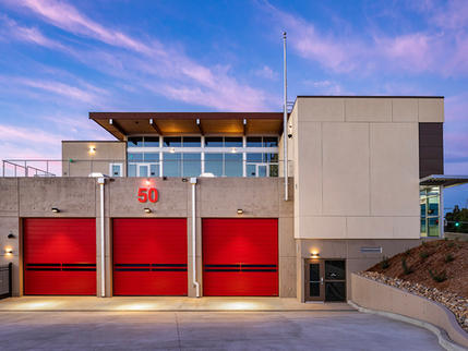 Fire Station #50