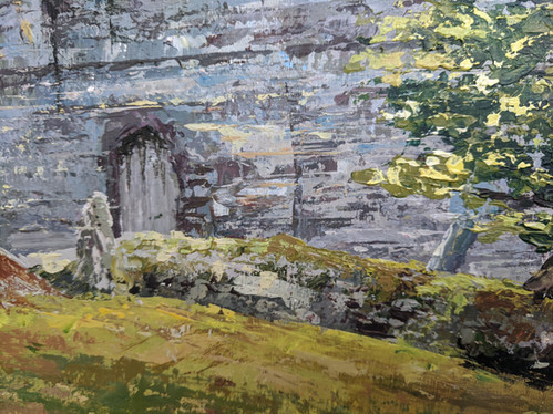St Michael de Rope, Brentor