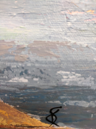 A Storm is Coming - detail