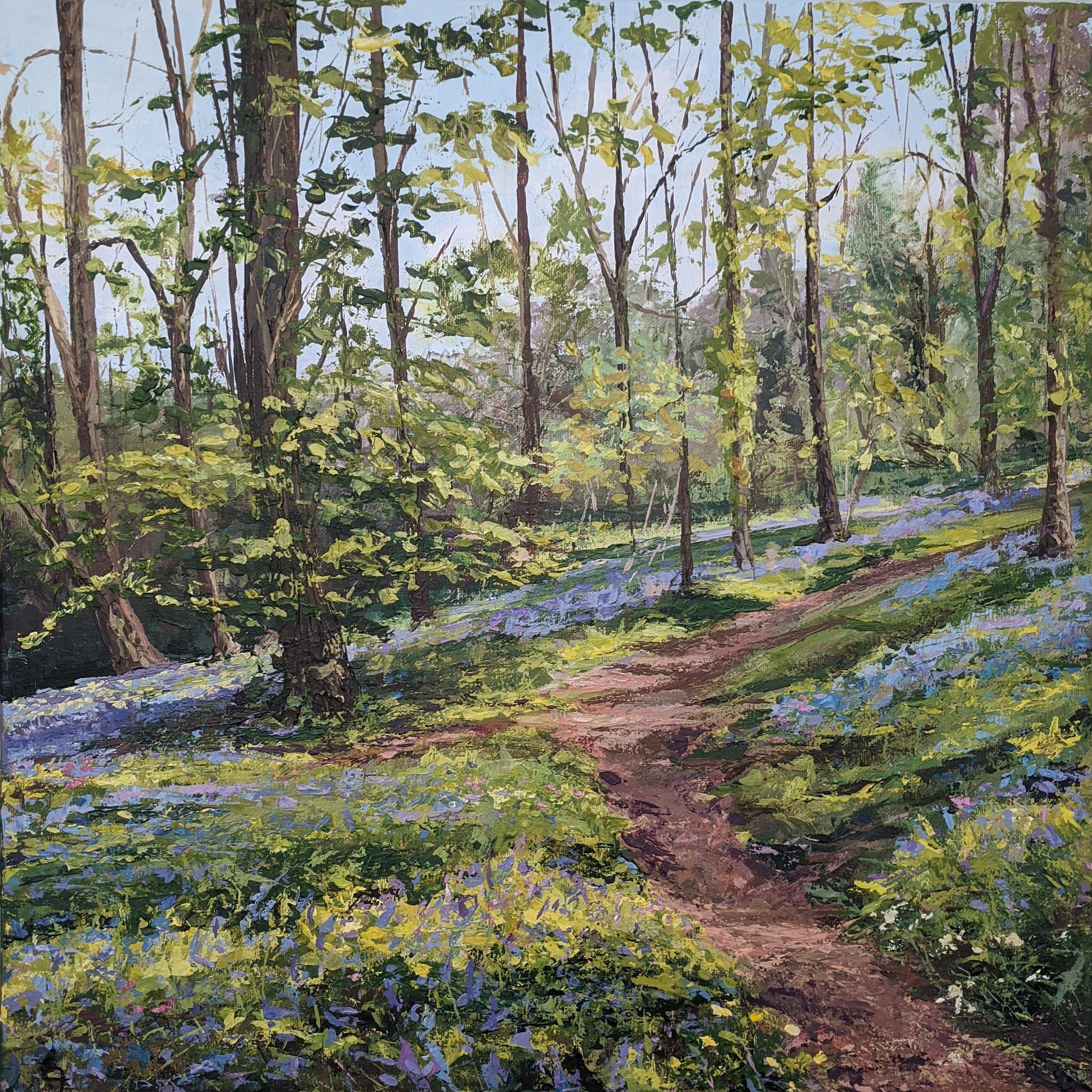 Bluebells - Forgotten Garden Lewtrenchard