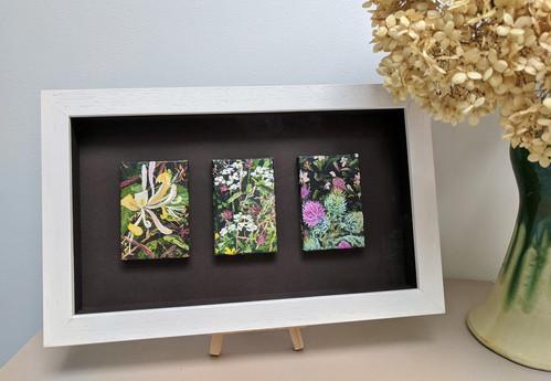 Hedgerows Miniature I