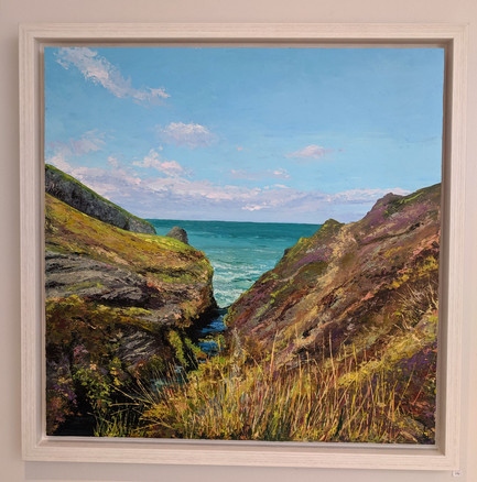 Another Combe - framed