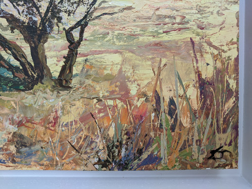 Before the Snow - detail