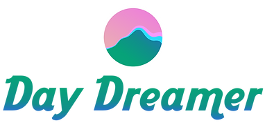 Pink, purple, blue, green, gradiet, paint, artwork, logo, circle, globe, Day Dreamer, daydreaming, day dreamer app, app logo,  music, painting, dance, fashion, beauty, art, artwork