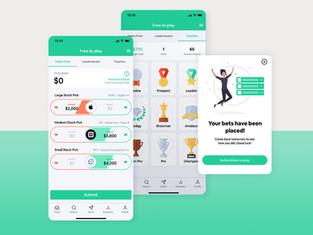 Iris Finance App