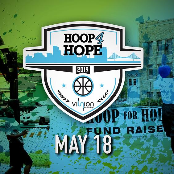 HOOP 4 HOPE TEAM REGISTRATION