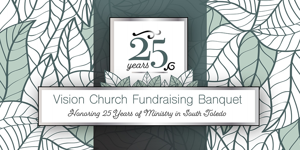 Vision Fundraising Banquet