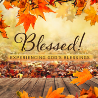 Jesus teaches that happiness & prosperity are found in spiritual well-being.