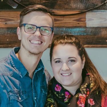 Bradley & Kaylee Beardslee, Youth Ministry Team