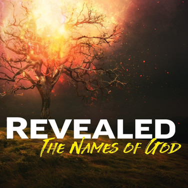 The names of God reveals who He is.
