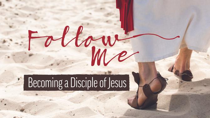 Characteristics of a Disciple of Jesus