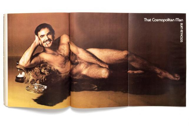 Celebrity Marketing, Burt Reynolds