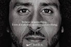 #Nike, #ColinKaepernick