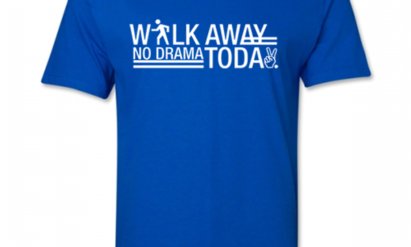 Amir Alliance Blue T-Shirts