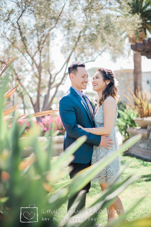 Laguna Hills Civic Center Wedding, Orange County Wedding Photographer, Courthouse wedding, Small Wedding, Intimate Wedding, So-Cal Bride, Southern California Wedding, Amy Captures Love