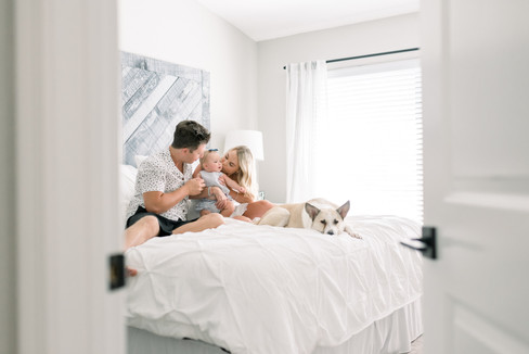 In-Home Family Session