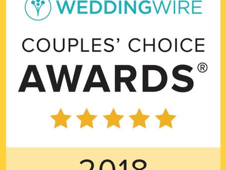 Couples' Choice Award Winner!