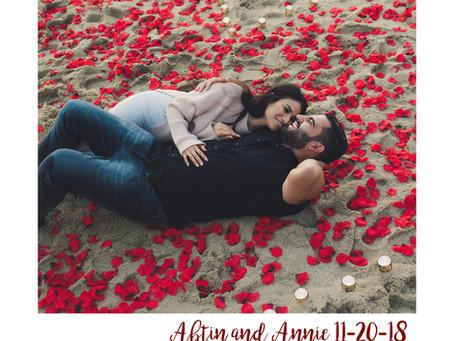 Engagement Season! {Abtin + Annie}