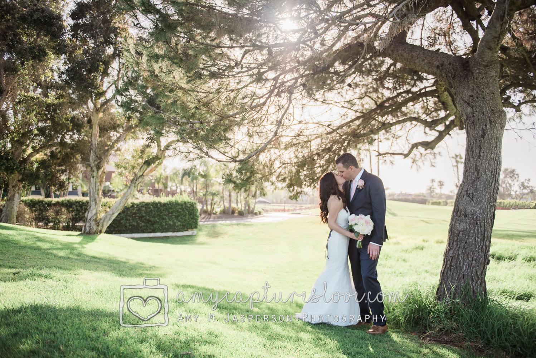 Bride and Groom Huntington Beach