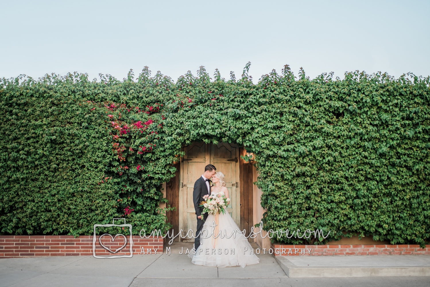 The Hacienda Santa Ana Wedding