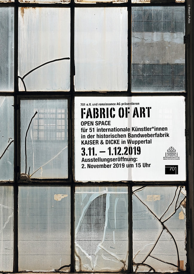 FABRIC OF ART