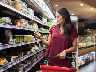 Datas de Validade dos Produtos Alimentares