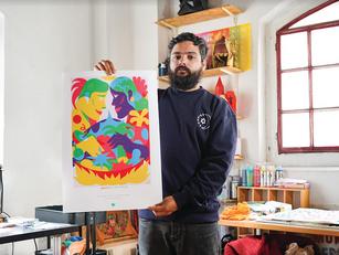 """Too Good To Go Convida 14 Artistas Europeus e Lança o Projecto """"Arte Contra o Desperdício Alimentar"""""""