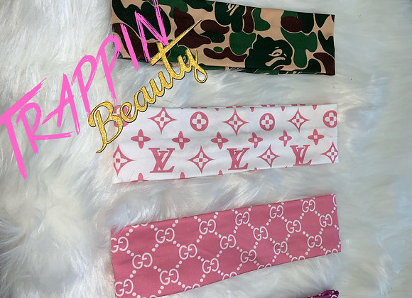 Custom Head Bands ( leave color in notes please)