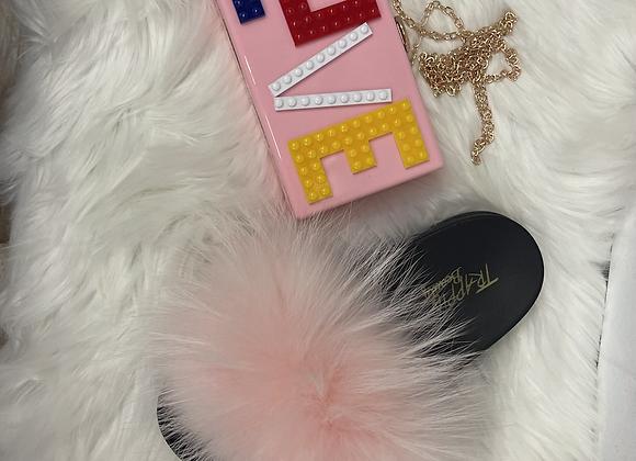 Pink LOVE 💗 PURSE