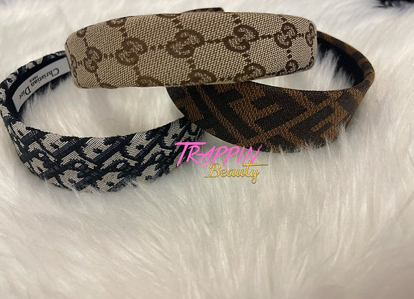 Custom Head Bands (leave in notes)