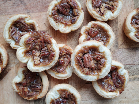 Uniquely Canadian - Butter Tarts