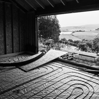 Highly Insulated with Underfloor Heating