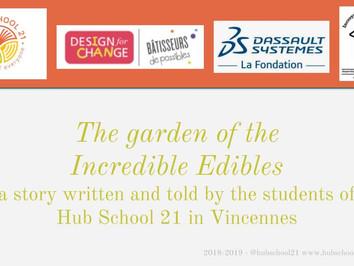 Design Thinking et Intelligence Collective à Hub School 21 à Vincennes