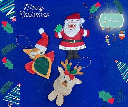 Christmas Ornaments Mix