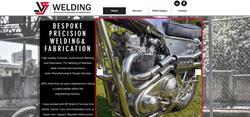 VS Welding website