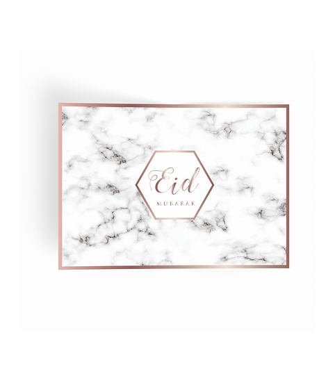 Marble Eid Placemats