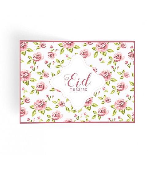 Vintage Rose Eid Placemats