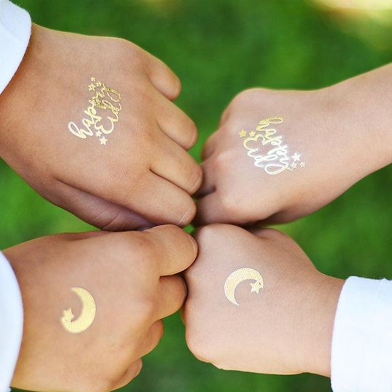Eid Flash Tattoos