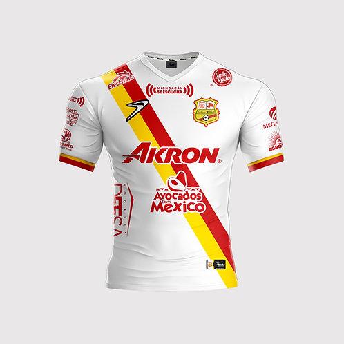 Jersey visita Atlético Morelia -Hombre-