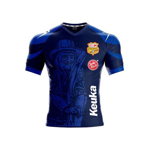 Jersey entrenamiento azul Atlético Morelia -Infantil-