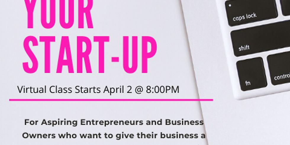 JumpStart Your Start-Up