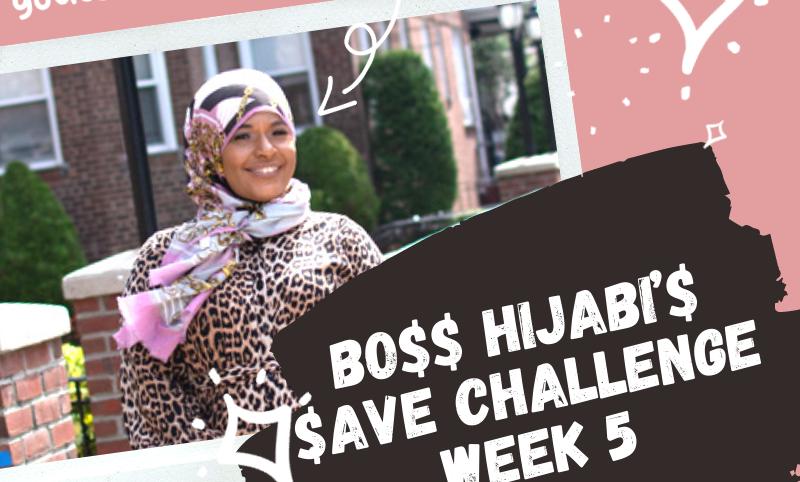 Boss Hijabi's Save Challenge
