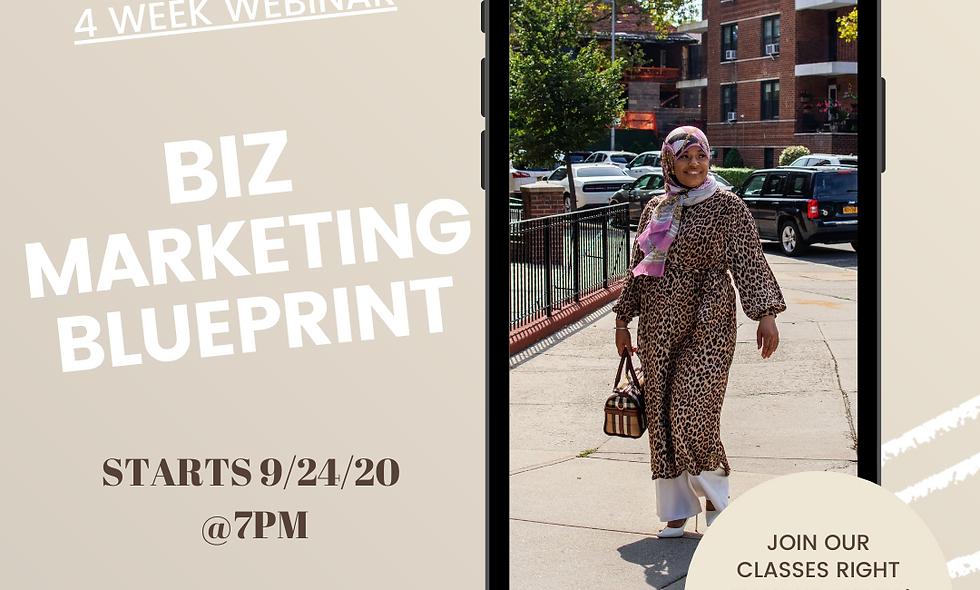 Biz Marketing Blueprint