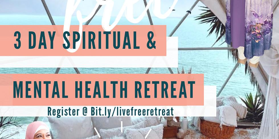 Spiritual Wellness and Mental Health Retreat for Women