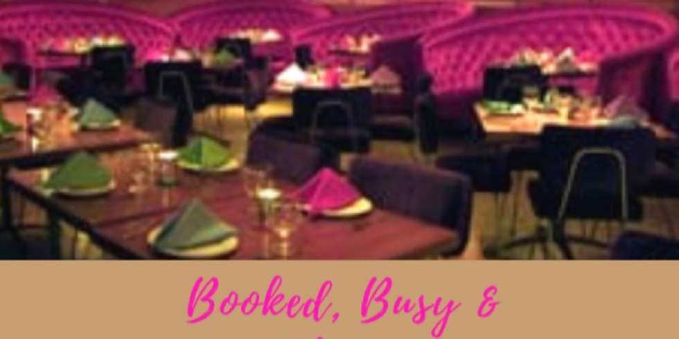 Boss Hijab Society Business Brunch Series: Booked, Busy and Blessed